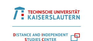 Logo des Distance and Independent Studies Center der Technischen Universität Kaiserslautern