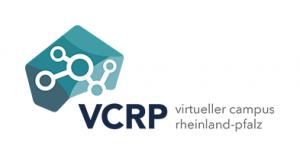 Logo des Virtuellen Campus Rheinland-Pfalz (VCRP)