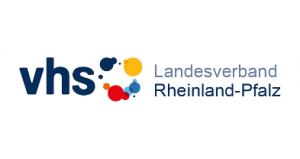 Logo des Landesverbands der Volkshochschulen Rheinland-Pfalz e.V.